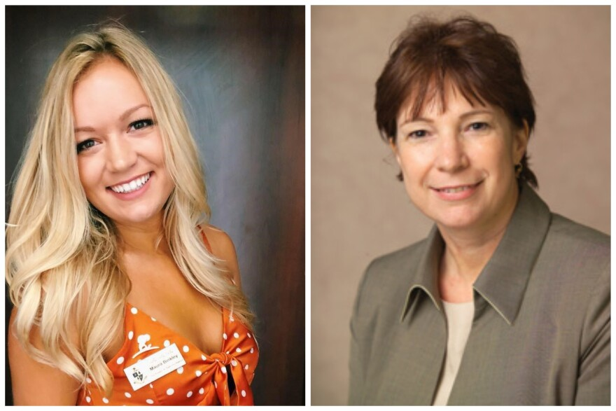 Maura Binkley, 21, and Dr. Nancy Van Vessem, 61, have been identified as the two victims shot to death Friday, Nov. 2 at a Tallahassee yoga studio.