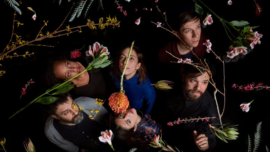 Dirty Projectors' <em>Lamp Lit Prose </em>is available now.