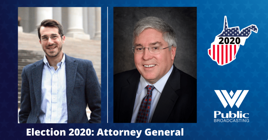 Sam Petsonk and Patrick Morrisey are running against each other for attorney general.