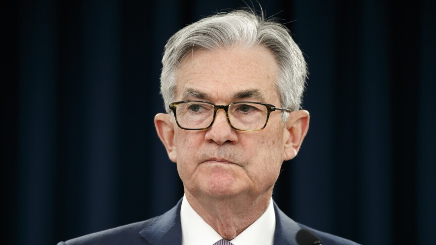The Federal Reserve, led by Chairman Jerome Powell, announced it will buy corporate bonds, its latest step to prop up the economy.
