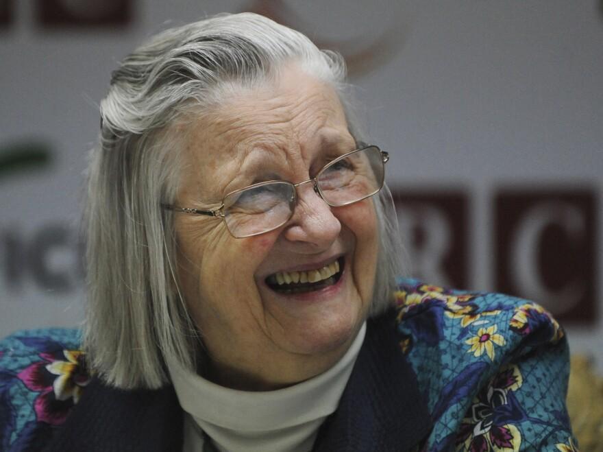 Elinor Ostrom in January 2011.