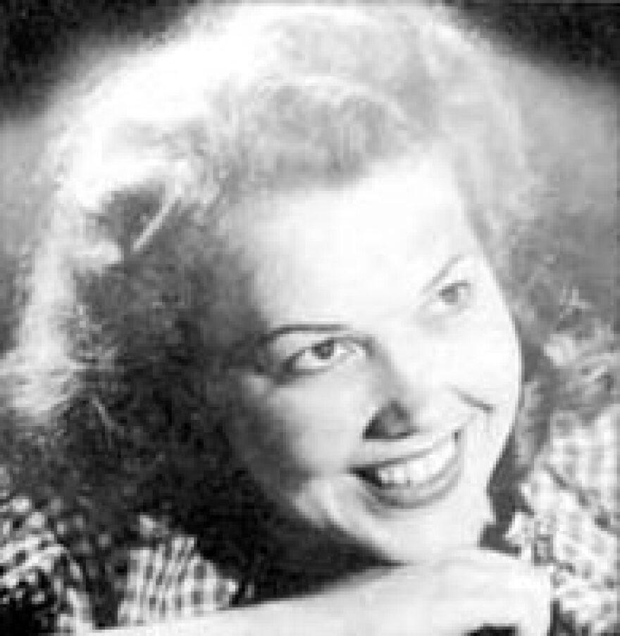 Singer Molly O'Day