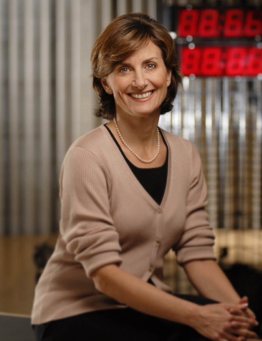 Margaret Low Smith is leaving her post as NPR News' senior vice president to become president of AtlanticLIVE.