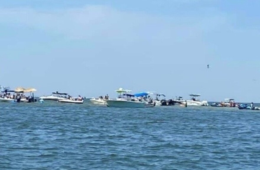 Beer Can Island in Apollo Beach