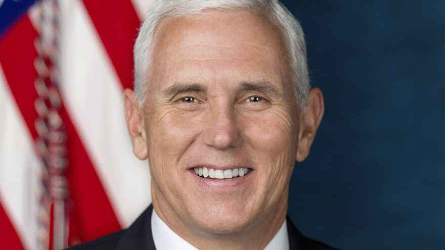 Vice President Mike Pence will meet with Gov. Ron DeSantis to discuss the state's response to the coronavirus pandemic.