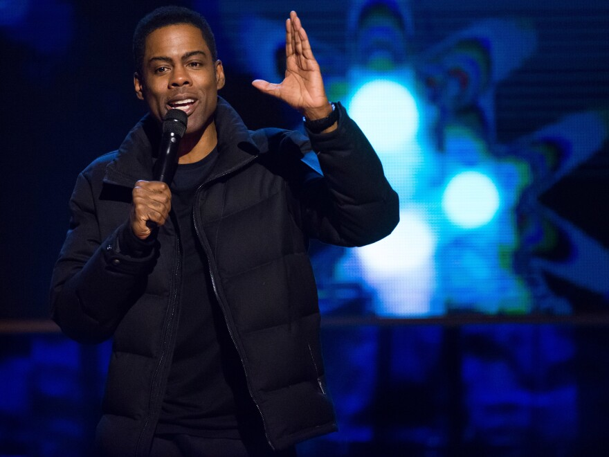 """Chris Rock on black disinterest in baseball: """"I don't care about this as a black guy — I care about this as a baseball fan."""""""