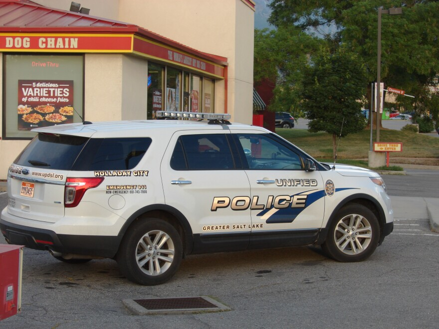 Photo of Unified Police Car.