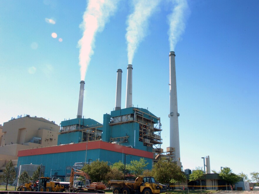 "The Trump administration EPA says regulations to reduce power plant emissions of mercury and other hazardous air pollutants are too costly and should no longer be considered legally ""appropriate and necessary."""