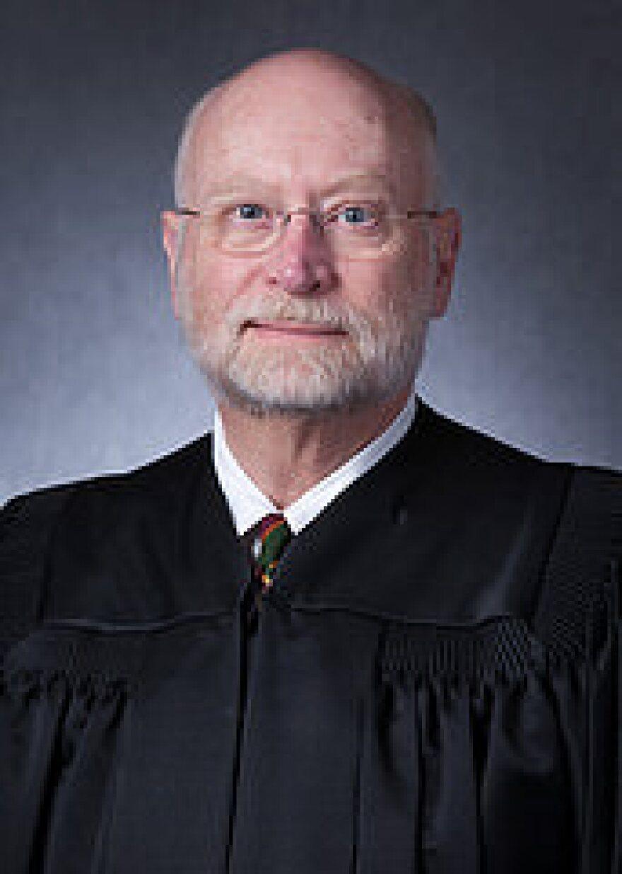 Judge O. C. Spaulding