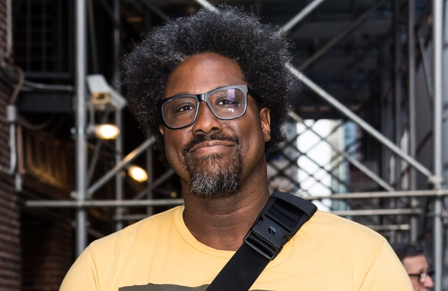 On the CNN show <em>United Shades of America, c</em>omic W. Kamau Bell digs into race, identity and other challenging issues.