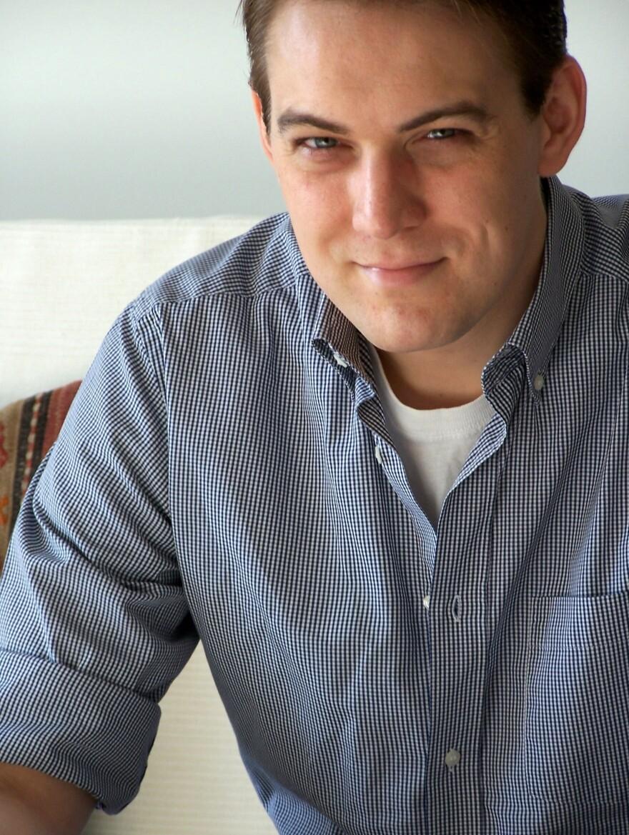 Patrick Flanery's first novel, <em>Absolution, </em>was published in 2012.