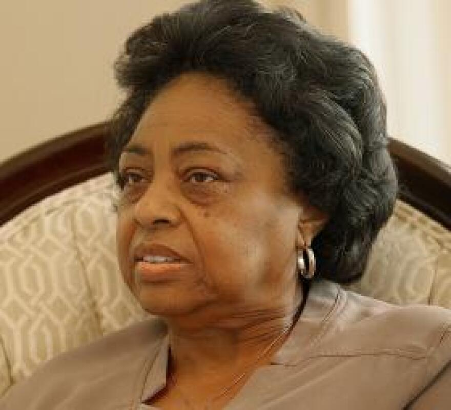Shirley Sherrod co-founded New Communities, which owns Cypress Pond. She once considered leaving the South, but stayed and fought against black land loss. She also once served as the Georgia State Director of Rural Development for the U.S. Department of Agriculture.