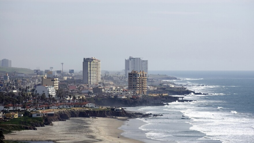 Rosarito, Mexico, near the U.S. border in the Mexican state of Baja California, is home to thousands of Americans who live there full or part time, many in properties with long-term leases. A proposed change to Mexican law would allow foreigners outright ownership of Mexican beachfront properties.