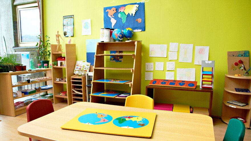 Part-time or half-day preschools pose a challenge for many working parents.
