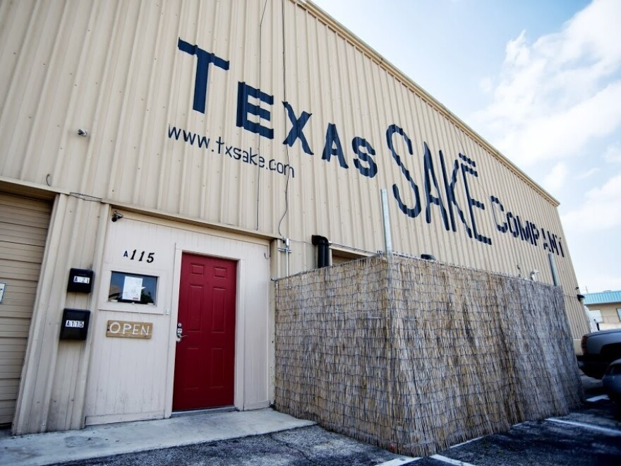 "Yoed Anis, president of the Texas Sake Company, says ""the only constraint holding us back"" from faster growth is the absence of a sufficient and consistent rice supply."