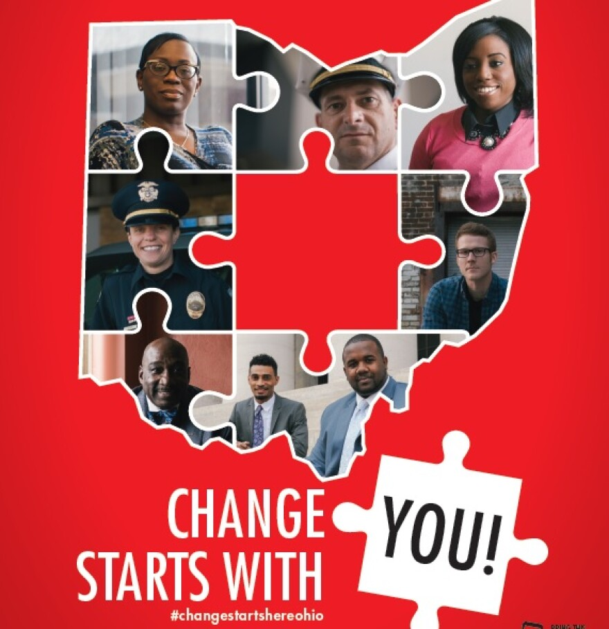 Change Starts Here poster