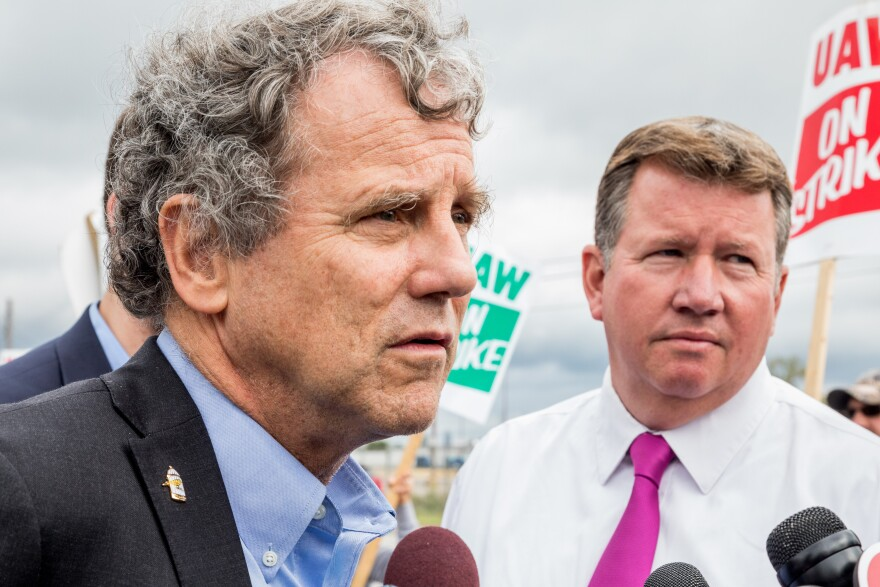 a photo of Sherrod Brown
