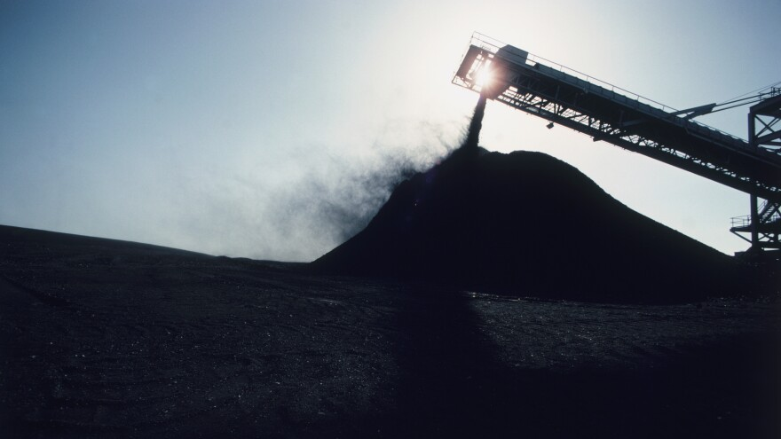 In central Appalachia, the black lung rate for working coal miners with at least 25 years experience underground is the highest it's been in a quarter century.