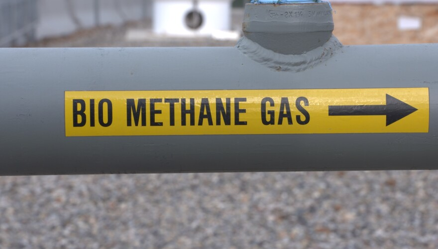 Grand Junction, Colo., is the first city in the U.S. to fuel its vehicle fleet with natural gas produced from human waste.