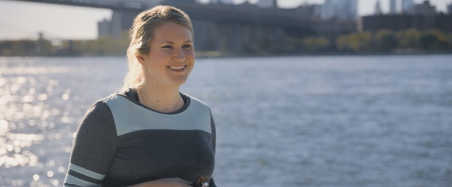 When her doctor suggests she lose some weight, Brittany (Jillian Bell) takes up running in <em>Brittany Runs A Marathon.</em>