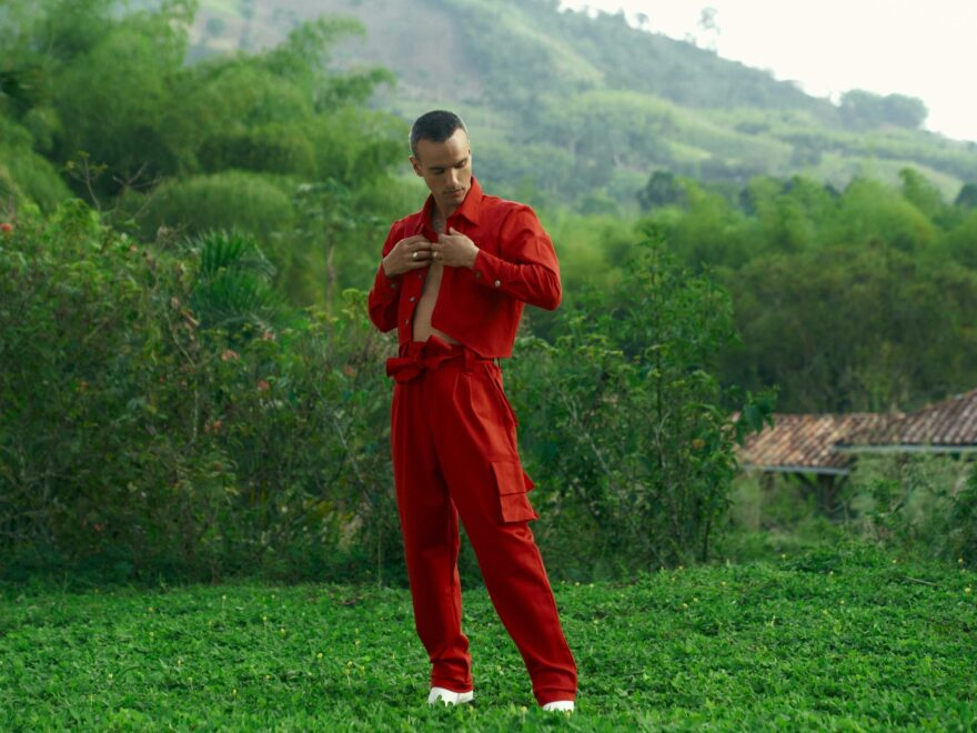 Gabriel Garzón-Montano's latest album is <em>Agüita</em>.