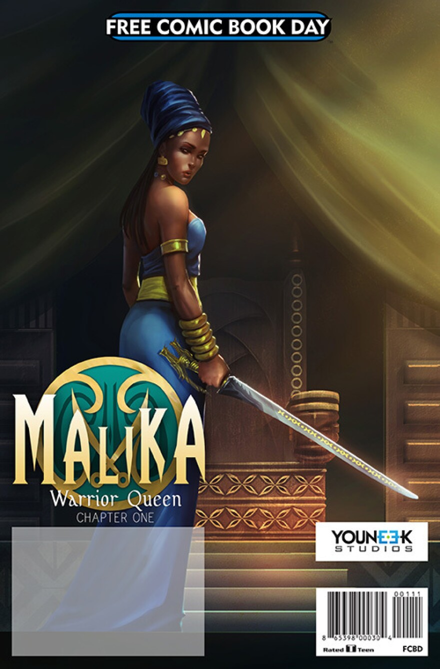 <em>Malika Warrior Queen</em>
