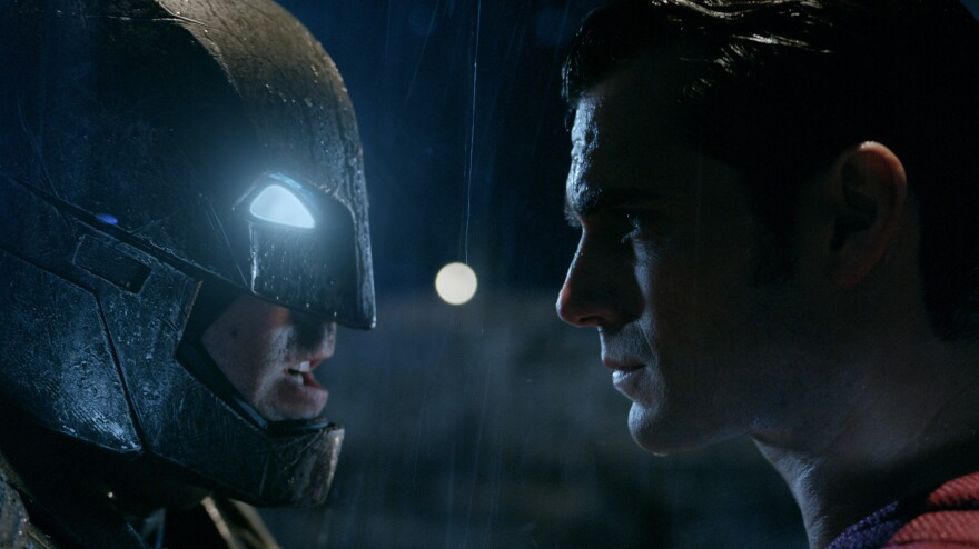 Director Zack Snyder plays to his strengths laying on the moody atmospherics.