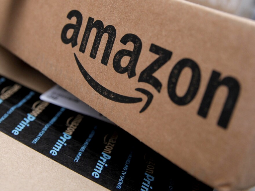 In shadow marketplaces, positive reviews for Amazon products are bought and sold. The company says it's cracking down and that it estimates that less than 1 percent of reviews are fake.