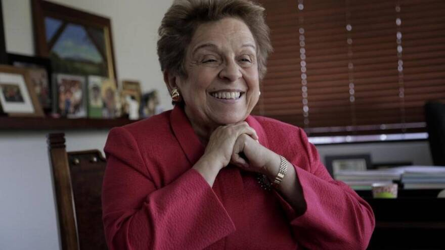 Donna Shalala filed paperwork to run for Congress, shaking up a crowded Democratic field seeking to replace the retiring Republican Rep. Ileana Ros-Lehtinen.