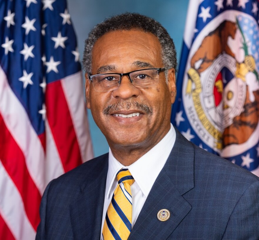 U.S. Rep. Emanuel Cleaver II Official Photo 2018