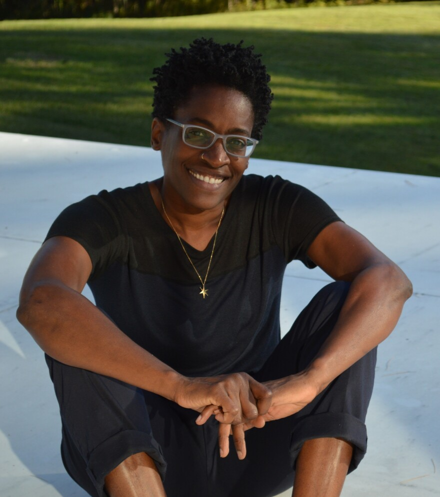 Jacqueline Woodson is also the author of <em>Brown Girl Dreaming,</em> <em>Miracle's Boys, Show Way</em> and<em> Feathers.</em>