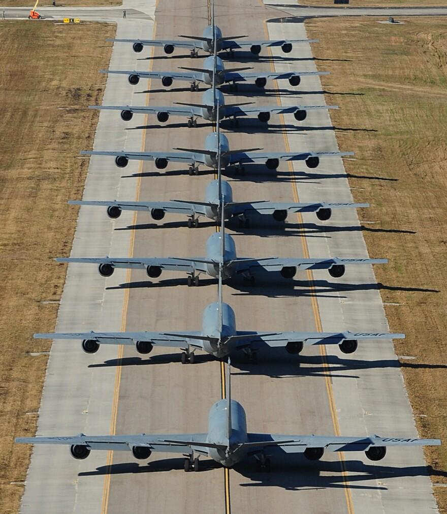 KC-135 tankers elephant walk macdill.jpg