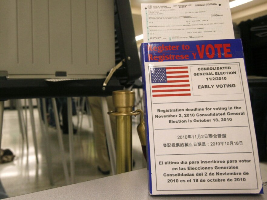 Chinese voters in San Francisco last Election Day saw some enticing names on the ballot. And at least one of those names had been translated on purpose to seem especially enticing.