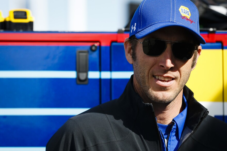Alan Gustafson of Hendrick Motorsports in Concord is crew chief for driver Chase Elliott.