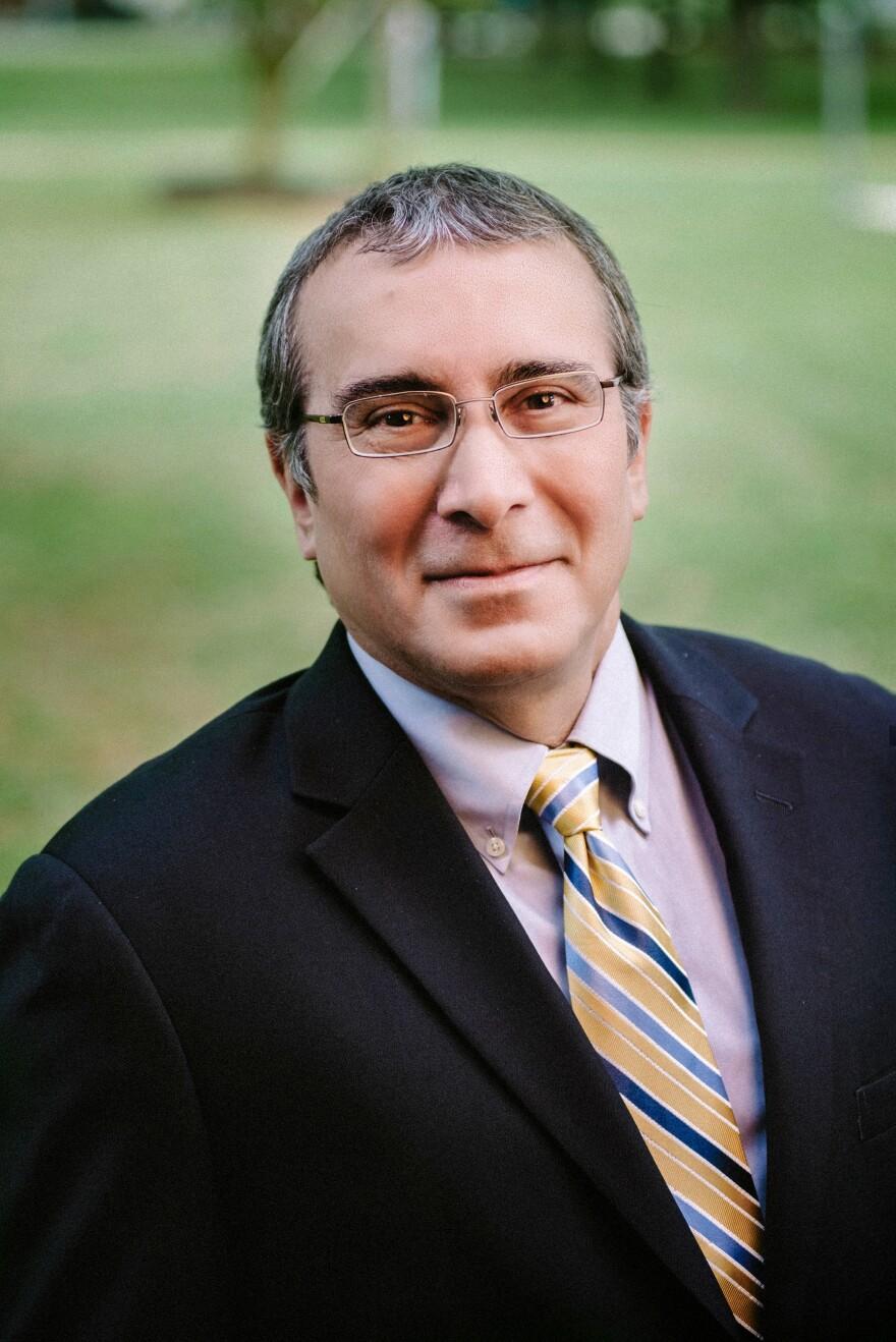 Ed Hinojosa Jr. is interim president and CEO of the San Antonio Housing Authority. | Credit: San Antonio Housing Authority