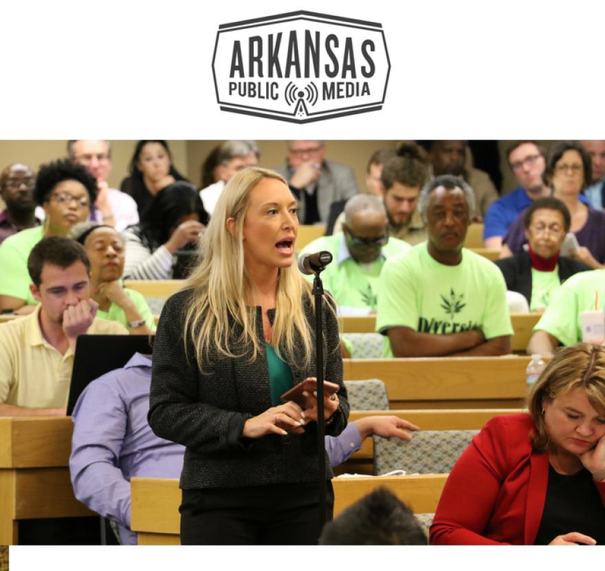 Sara Gullickson is a marijuana regulatory and industry consultant in Arizona.