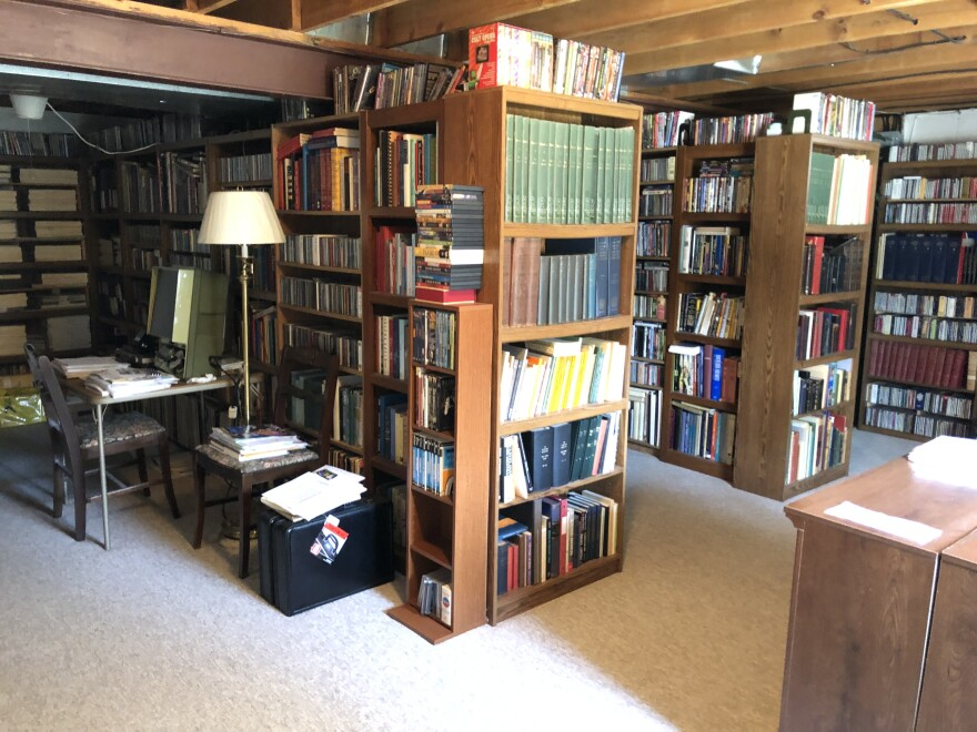 albrecht's Beethoven library