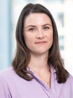 Dana Farrington, photographed for NPR, 11 March 2020, in Washington DC.