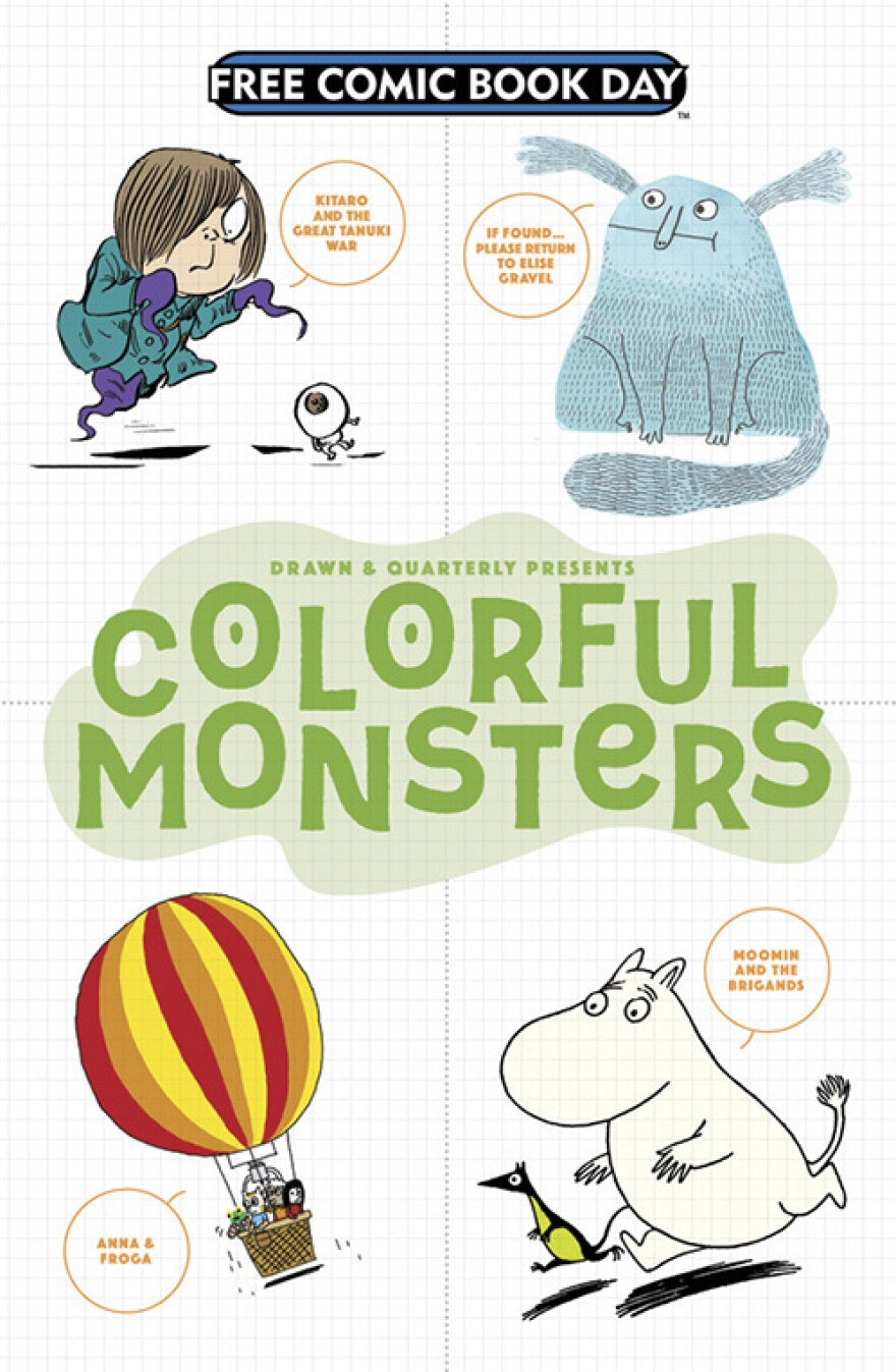 <em>Colorful Monsters</em>
