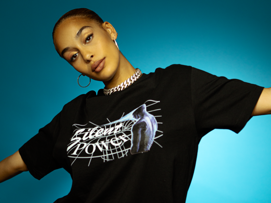 "Jorja Smith's cover of the song ""Rose Rouge"" is featured in July's edition of Heavy Rotation."