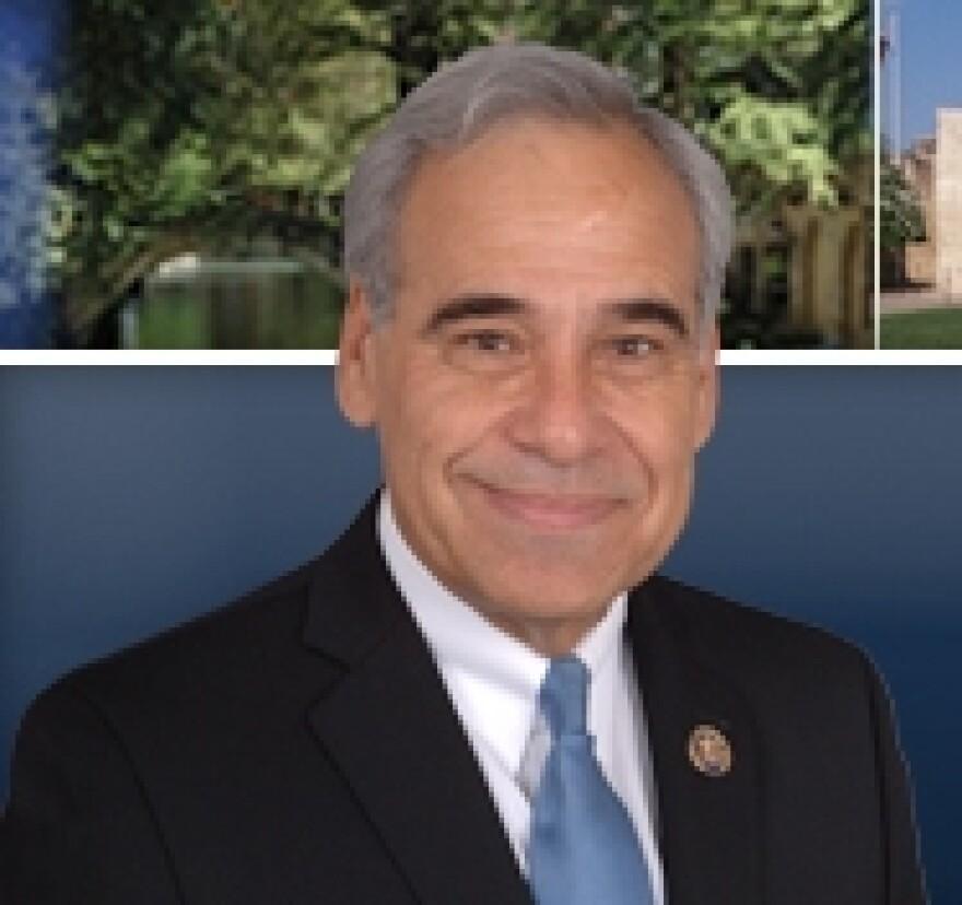 U.S. Rep. Charlie Gonzalez (D-Texas)