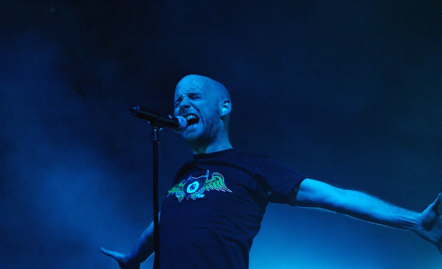 """Moby in Paris in 2002. """"I need to help people who are making the world a better place,"""" he says of the organizations he supports. """"If I can help support them financially or by drawing attention to their work, it is incumbent upon me to do that."""""""