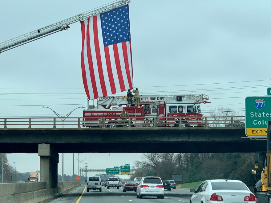 Concord Officer Tribute