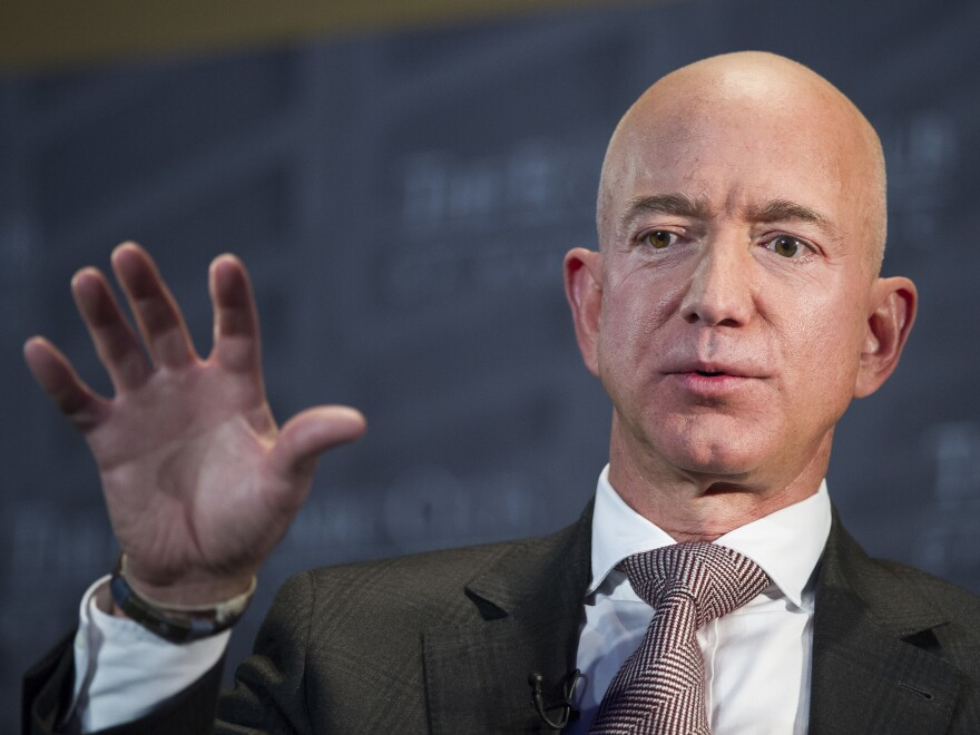 The phone of Jeff Bezos, Amazon CEO and owner of <em>The Washington Post</em>, reportedly was hacked via a WhatsApp account owned by Saudi Crown Prince Mohammed bin Salman.