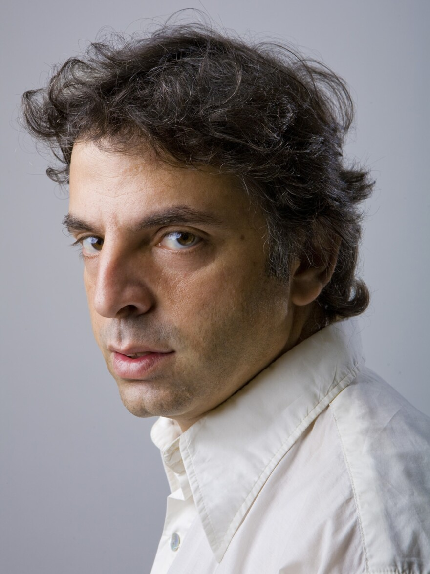 "Etgar Keret's work has been published in <em>The New Yorker </em>and <em>The New York Times,</em> and he's <a href=""http://www.thisamericanlife.org/contributors/etgar-keret"">contributed </a>to <em>This American Life.</em>"