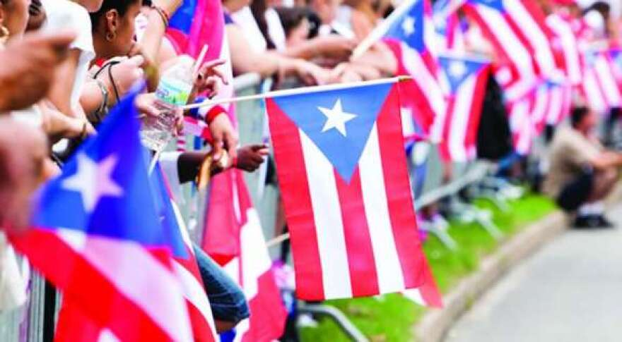 Recent census data now show Central Florida is home to the second largest number of Puerto Ricans in the country.