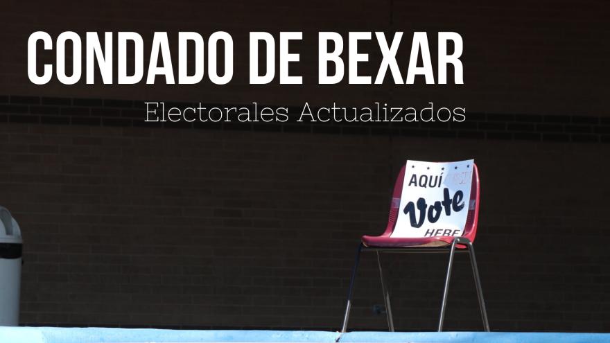 Spanish Bexar Updates