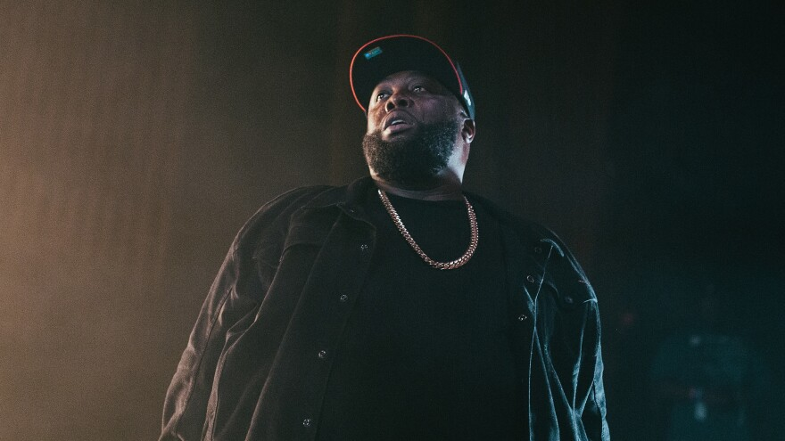Killer Mike of Run The Jewels. After appearing in an interview with NRATV, the rapper claims his appearance was misused by the gun advocacy organization.