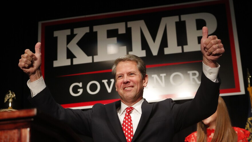 The strict abortion bill still needs one more person's stamp of approval before it becomes law – the state's governor, Brian Kemp.