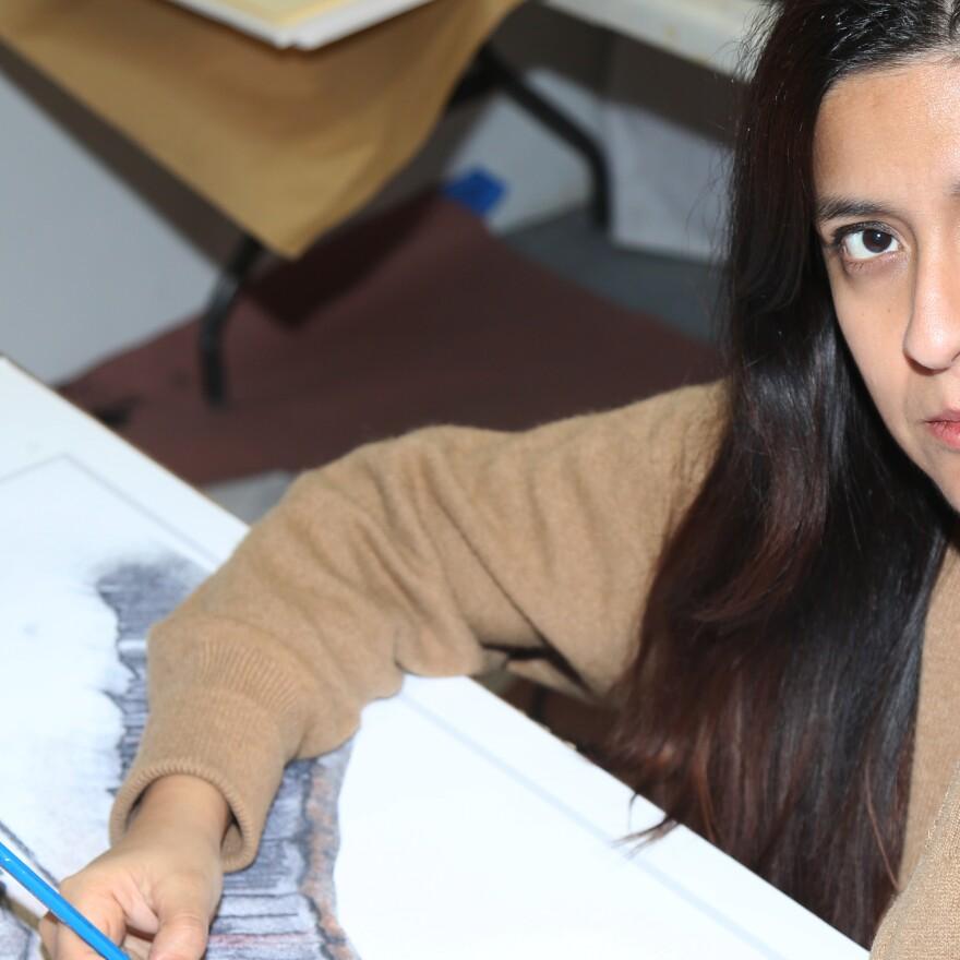 Maria Chávez.